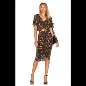 TULAROSA Trina Skirt and Top in Huntington Floral